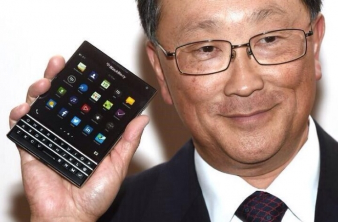 CEO BLACKBERRY