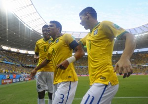 Resultado del partido Brasil vs. Colombia, cuartos de final Mundial ...